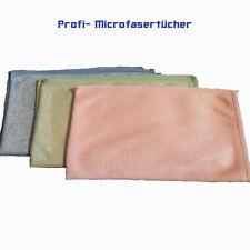 10x Profi Microfasertuch Poliertuch Grün  40 x 40 cm Xtreme
