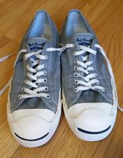 Vintage Jack Purcell by Converse Canvas Low Top Sneakers Gray, Men's Size US 10