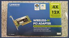 * LINKSYS Cisco Wireless-N PCI Adapter WMP300N