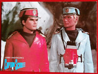 Engale Marketing Series 1 #11 - CAPTAINS SCARLET, BLUE - Gerry & Sylvia Anderson