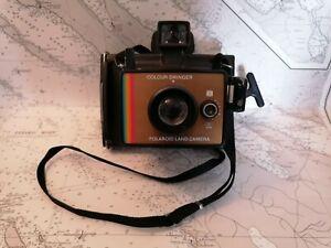 Vintage Polaroid Colour Swinger Land Camera - circa 1975 - 1977