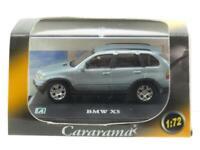 Cararama Hongwell Diecast BMW X5 Blue 1 72 Scale Boxed