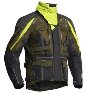 Lindstrands Oman Jacket Textile Waterproof Vented Touring Motorcycle Motorbike
