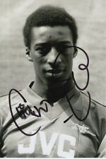 ARSENAL HAND SIGNED CHRIS WHYTE 6X4 PHOTO.