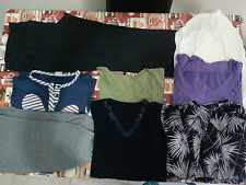 Lotto 193 stock 8 abbigliamento donna Tg.46 XL con pantaloni elasticizzati