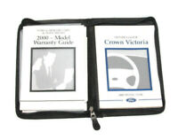 2000 Ford Crown Victoria Factory Original Owners Manual Portfolio #11