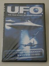 Unidentified Flying Objects: THE TRUE STORY OF FLYING SAUCERS (1956) Documentary