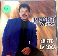 Cristo es La Roca- Pedro Mora - CD de musica cristiana