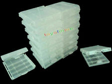 CLEAR CASE Rechargeable AA AAA 2A 3A Battery x 16 box