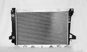 For 1987-1997 Ford F series Pickup / 1992-1996 Ford Bronco RADIATOR ASSEMBLY