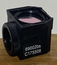 Nikon Chroma 69002bs C175509 Eclipse Microscope Fluorescence Cube For D Fl