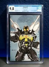 Venom #25 CGC 9.8 Greg Horn Art Codex Virgin Edition B iron man 282 homage