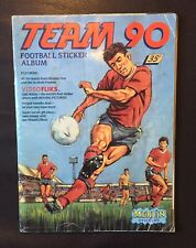 Today Only Price Merlin Topps Team 90 Complete Album 1990