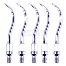 5 Pieces Dental Ultrasonic Scaler Scaling Tips GK1 For Kavo Scaler Handpiece
