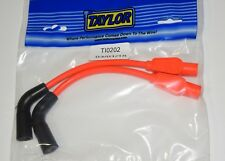 JBSporty ♤ Harley Sportster Taylor performance Short Coil Relocate Wires Orange