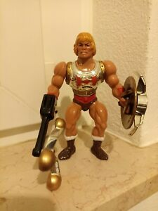 He man Flying fist masters of the universe anni 80 motu vintage