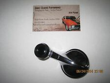 1958 1959 1960 Chevrolet  GM B-Body Vehicles Vent Window Handle Right or Left