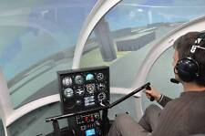 FLYIT Professional Helicopter Simulator FAA approved mobile link-trainer