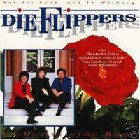 """DIE FLIPPERS """"LIEBE IST EINE ROSE"""" CD NEUWARE!!!!!!!!!!"""