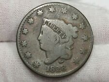 1828 Large Date Large Cent.  #5