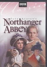 BBC dvd Northanger Abbey  Jane Austen