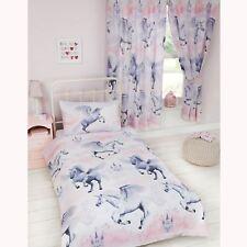 Rapport Stardust Unicorn Single Duvet Cover and Pillowcase Set