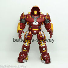 """New Red Avengers Age of Ultron Hulkbuster Iron Man action figure 6.7"""" 17cm LED"""