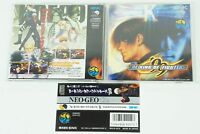 The King of Fighters 99 NCD SNK Neogeo CD Spine From Japan