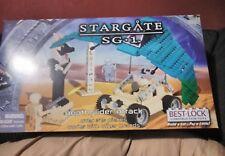 BEST-LOCK, STARGATE SG 1 DEATHGLIDER ATTACK. NIB. (12A)