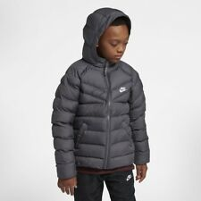 4085f5148 Nike Kids Synthetic Down Fill Jacket Size Medium 10-12 Years 939554-023