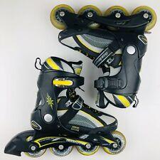 Bladerunner Scream Dynamic Fit Inline Roller Skates Blades Size 3