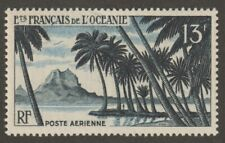 French Polynesia 1953  #C23 Air Post Stamp - MNH