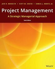 Project Management: A Managerial Approach 10th Edition🔥Fast Delivery🔥 📥 P.D.F
