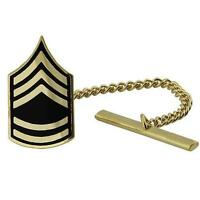 USA Army Tie Tac Tie Tack  Sergeant First Class