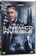 Dvd IL NEMICO INVISIBILE - (2015) ***Nicolas Cage*** ......NUOVO