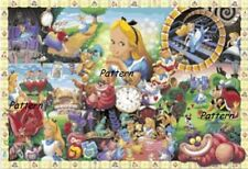 Alice in Wonderland. Story. Cross Stitch Kit.