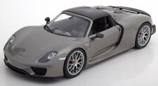 1:18 Welly Porsche 918 Spyder with Hardttop 2013-2015
