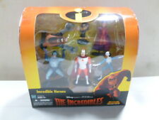 New listing 2004 Disney The Incredibles Incredible Heroes