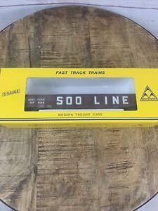 American Models S Scale Model Train - SOO Line