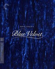 BLUE VELVET BLU-RAY | THE CRITERION COLLECTION | DAVID LYNCH
