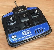 E-flite E8 6-Channel CCPM FM Digital Proportional Radio Control System Remote