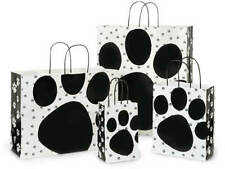 Gloss Pooch's Paws Gift Paper Doggie Bag Choose Size & Package Amount