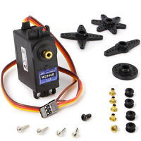 Digital Metall Gear RC Servo 55g MG946R 12Kg Upgrade MG945