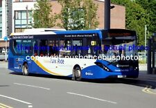 Stagecoach Chester Park and Ride SN16 OPS 26060  - Bus Photo 6 x 4 - REF C6