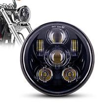 """5.75"""" LED Headlight for Harley Davidson Breakout, Sportster, Roadster & Street"""
