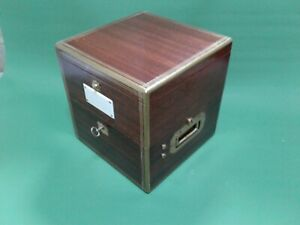 Ships Chronometer, Fancy mounting box.