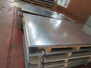 Bright Galvanised Steel - Various Sizes gates/doors,agricultural buildings Flat