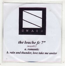 "(GC741) The Louche Fc 7"", Romantic  - DJ CD"