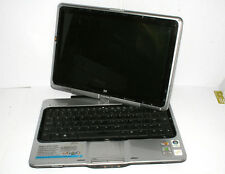 HP Pavilion tx 1000 Laptop No HDD NO RAM NO AC Adapter SOLD AS IS FOR PARTS