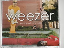 WEEZER -We Are All On Drugs- CDEP